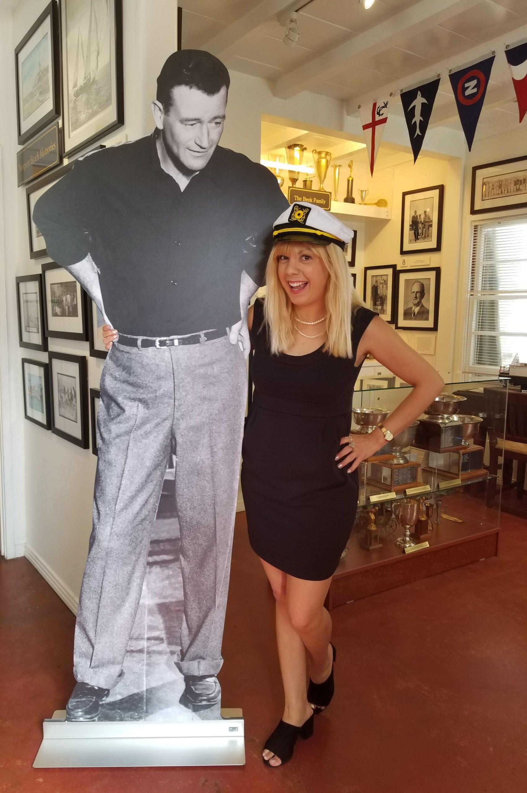 Balboa Island Museum Director